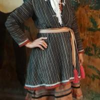 Верхнеянактаевская сельская библиотека отметила День национального костюма