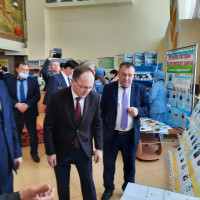 30 марта в Балтачевском районе прошла зональная агрономическая конференция по проведению весенних полевых работ в 2021 году.