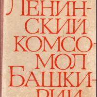 Балтачевская центральная библиотека отмечает День комсомола