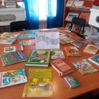 В Асавской модельной библиотеке прошел час книги