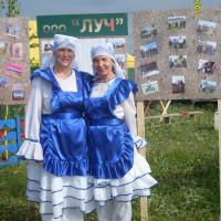 Нижнесикиязовская сельская библиотека присоединяется к флешмобу «Мой национальный костюм».