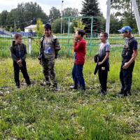 Ко Дню защиты детей в Сейтяковской сельской библиотеке провели празднично-игровую программу «Детство – лучшая страна на свете!»