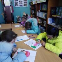 """В Нижнесикиязовской сельской библиотеке прошла литературно-игровая программа """"В мире сказок и чудес"""""""