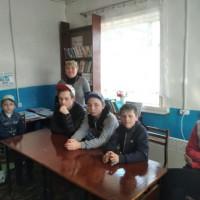 Экологическое путешествие в Тучубаевской сельской библиотеке